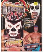 Lucha Libre Lot #A2 WWE Huracan Ramirez Blue Demon Cien Caras  La Park D... - $45.53