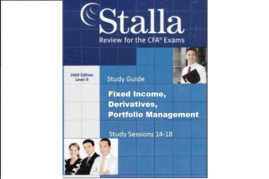schweser study notes | SchweserNotes for CFA Level 1 ...