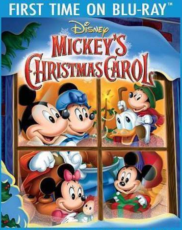 Disney Mickey's Christmas Carol 30th Anniversary [Blu-ray + DVD]
