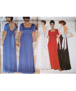 Butterick 5318 New Unused Womans16 to 20 Brides Maid Dress - $9.95