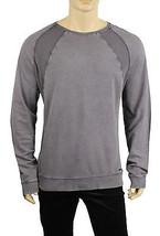 NEW MENS CALVIN KLEIN JEANS MODERN CASUAL RAGLAN COTTON SWEATER TOP XL - $24.99