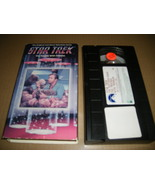 STAR TREK: The Trouble With Tribbles TV Series  (VHS, 1967) - $1.95