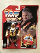 WWF WWE Hasbro Wrestling Figure Bang Bang Bigaro Vintage - $142.99