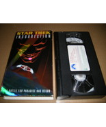 STAR TREK: INSURRECTION  (VHS, 1967) - $3.95