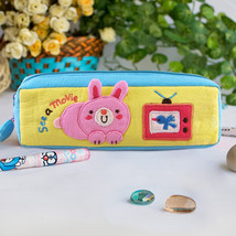 [See a Movie] Pencil Pouch Bag (7.5*2.5*1.6) - $10.99