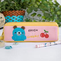 [Catch My Cherry] Pencil Pouch Bag (7.5*2.2*1.6) - $10.99