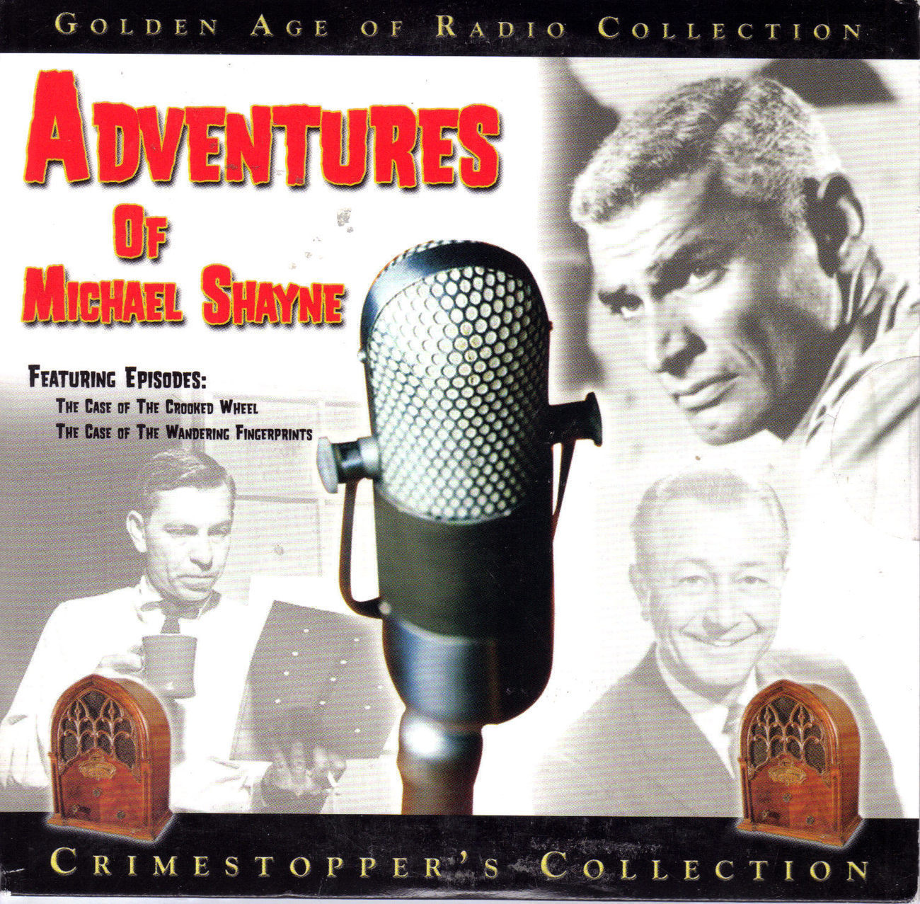 Radio adventures of michael shayne