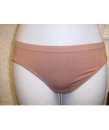 Jockey Seamless Panty 5/Small Brown SP-Slightly Imperfect  NWOT - $11.99