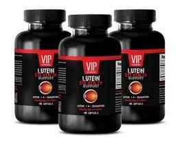 antioxidant vitamins - LUTEIN EYE SUPPORT 3B - wellness formula herbal - $50.45
