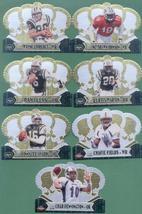 2000 Pacific Crown Royal New York Jets Football Set  - $1.99
