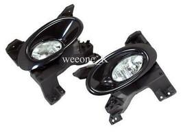 Spot Fog light Lamp Kit FOR HONDA CITY 2009 2010 2011 2012 2013 - $95.28