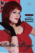 BETTIE PAGE Fall Catalogue 2010 - $4.95