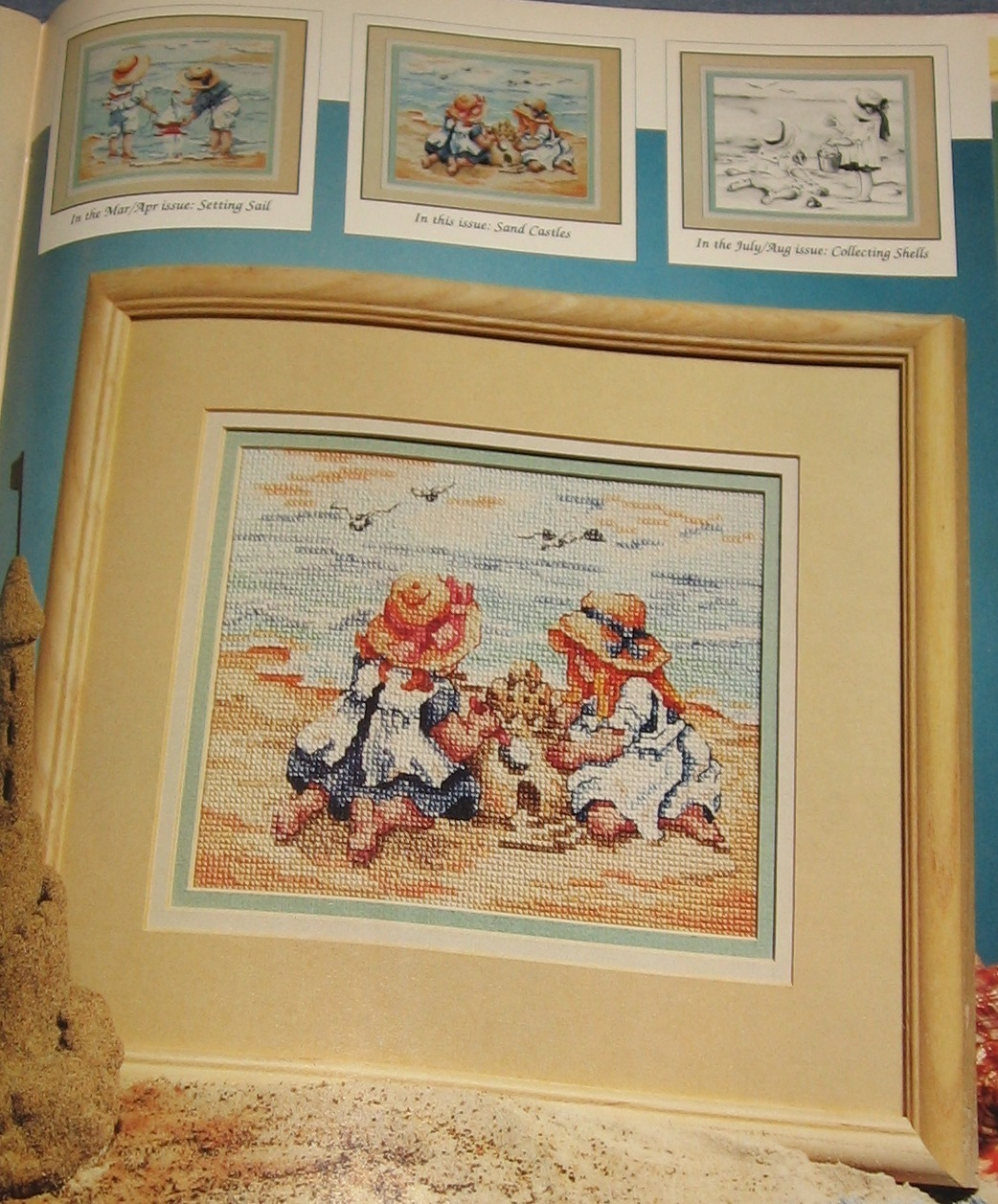Cross Stitch & Country Crafts