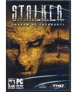 S.T.A.L.K.E.R. Shadow of Chernobyl (PC) New & Sealed - $20.00