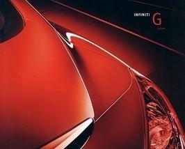 2008 Infiniti G37 COUPE brochure catalog US 08 G Skyline - $10.00