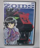 Zoids 03 DVD (Region 2) EUC - $80.00