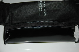 Mac Cosmetics Matt Murphy Makeup Bag Slim Long Black NEW - $19.99