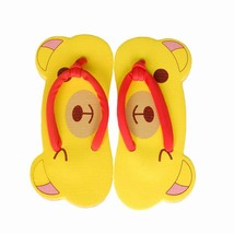 Yellow Bear Indoor Womens Flip flops - $14.99