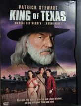 Patric Stewart in King of Texas DVD - $4.95