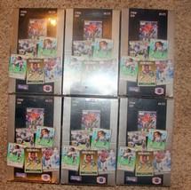 6 BOXES 1991 Fleer Ultra Football Sealed 36 Packs Possible Brett Farve Rookies - $69.30