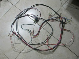 Whirlpool Gas Clothes Dryer LG5801XSN3 Complete Wiring Harness w/ 344020... - $28.01