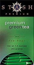 Stash Premium Green Tea - Pack of 6 - $24.89