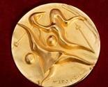 Taro Okamoto 1972 Sapporo Olympic Medal w/ Original Case Vintage Japan Rare