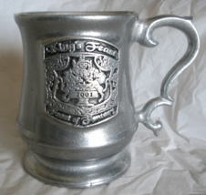 King's Feast - 2001 - Feast of Fantasy - Pewter  Stein - $29.25