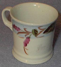 Antique Little Girls Mug Type Cup