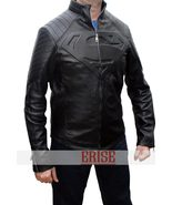 Smallville Superman Black Leather Jacket  - $119.00