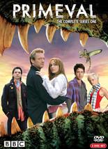 PRIMEVAL Series Season 1 New DVD  BBC 2 Disc Shipping Worldwide ! - $23.97