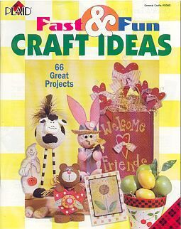 Fast & Fun Craft Ideas + Full Patterns