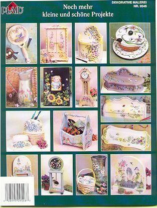 Donna Dewberry Kleine und Schone Paint Book