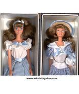 LITTLE DEBBIE'S BARBIE fashion dolls SERIES II & III fashion - $90.00