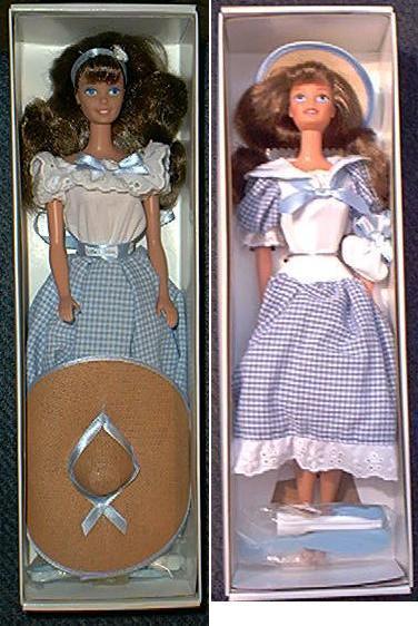 LITTLE DEBBIE'S BARBIE fashion dolls SERIES II & III fashion
