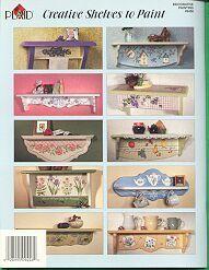 Creative Shelves to Paint Tasha Yates Painting Book