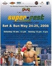 Floyd Mayweather Vegas Promo Card - $3.95