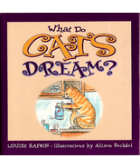 What Do CATS DREAM? book - $4.50