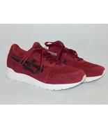 Asics Tiger Gel-Lyte Sz US 9 M EU 40.5 Women's Running Shoes Burgundy H8... - $68.28