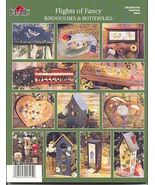 Birdhouses and Butterflies Book 15 Projects - $7.00