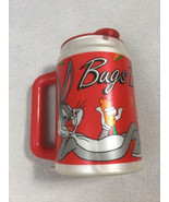 Looney Tunes Bugs Bunny Walmart 1994 Collector Series Coca Cola Red Ther... - $21.49