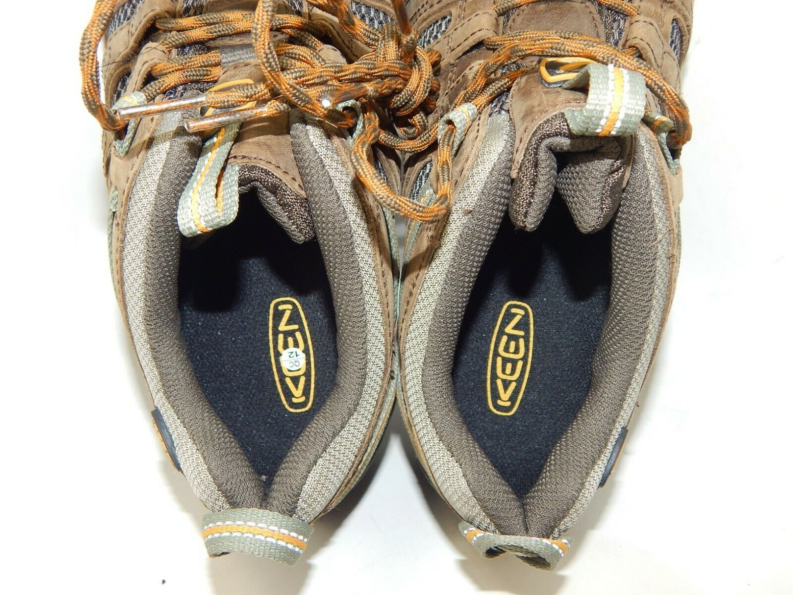 Keen Voyageur Low Top Size US 10.5 M (D) EU 44 Men's Trail Hiking Shoes Brown image 9