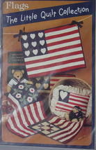 "Pattern ""Flags"" 11""x 14"" to 24"" x 24"" Little Quilt Wall Hangings or Decor - $5.00"