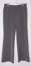 Nicole Miller New York Gray Pants Size 10 Wide ... - $19.99
