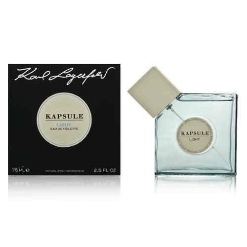 KAPSULE LIGHT Karl Lagerfeld EDT Perfume Spray 2.5 oz. Women Fragrance NEW KL