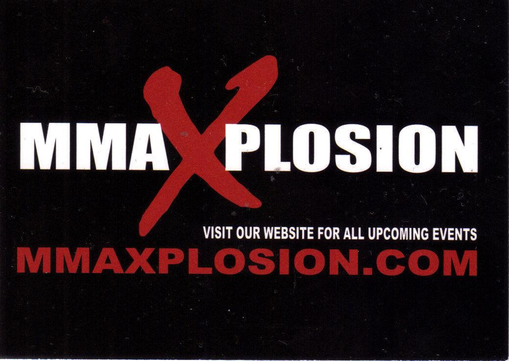 USA vs KAZAKHSTAN in MMA XPLOSION Las Vegas Promo Card