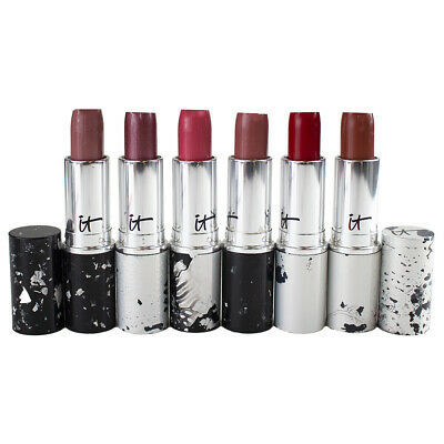 Primary image for it Cosmetics Blurred Lines Smooth-Fill Lipstick, 3.4g/0.11oz NO TIP