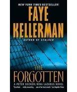 The Forgotten by Faye Kellerman (2001) - $1.00