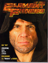 BJJ 101, STEPHAN BONNAR, RANDY COUTURE in  Element Fitness A - $5.95