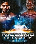 Pacquiao Vs. Cottey the Event @ Palms Hotel Vegas Fight Car - $3.95